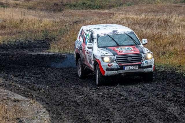 В этапе чемпионата России примут участие свыше 70 экипажей.