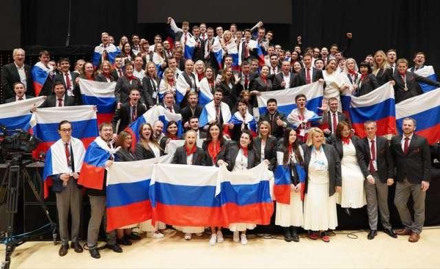 На чемпионате Европы в 2021 году российская сборная завоевала рекордное число наград.