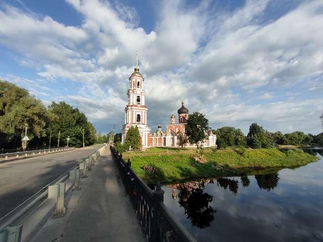 Ближайшая литургия в главном храме Старой Руссы запланирована на 10 октября.