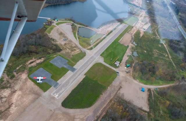 Ремонт аэродрома в Кречевицах пройдёт за счёт федеральной субсидии.