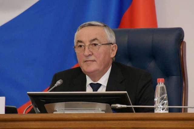 Председателем Новгородской областной думы избран Юрий Бобрышев