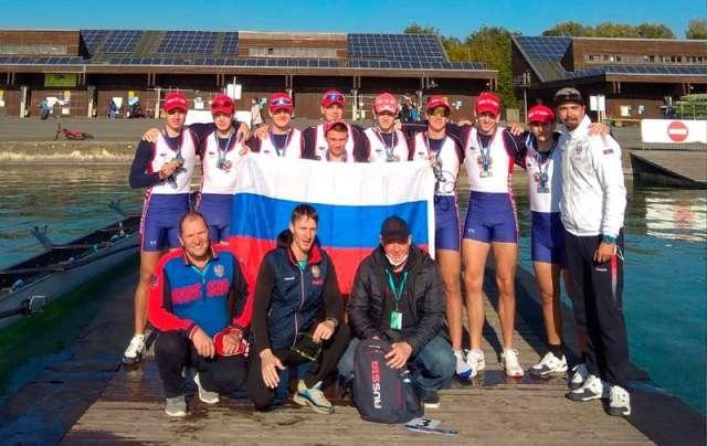 В финале российский экипаж уступил две секунды экипажу из Румынии.