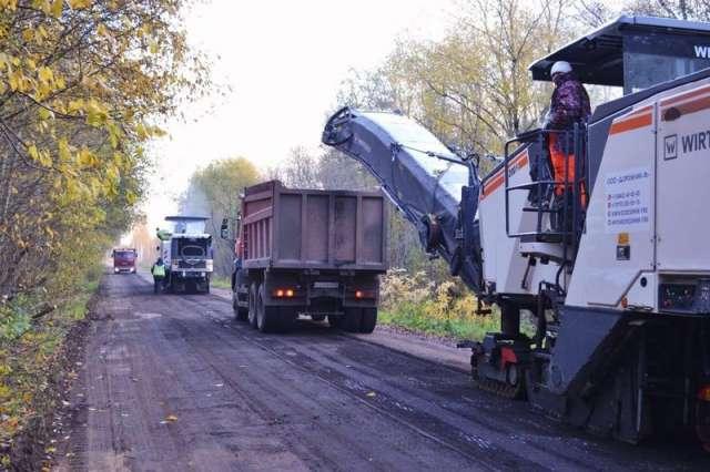 На дороге Уторгош – Вшели – Видонив приведут в порядок участок длиной 14,1 км.