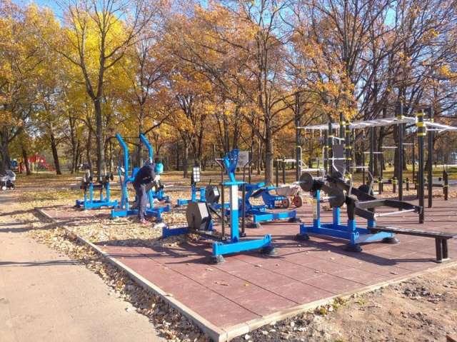 Площадка в парке «30 лет Октября» будет открыта для всех желающих.