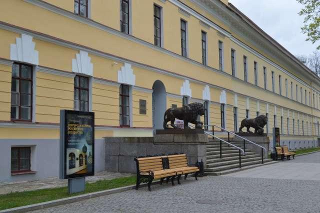 Выставка открывается в Главном здании музея