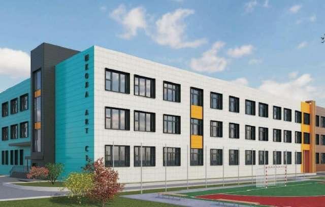 Новую школу в Великом Новгороде построят по проекту, который был реализован в Казани.