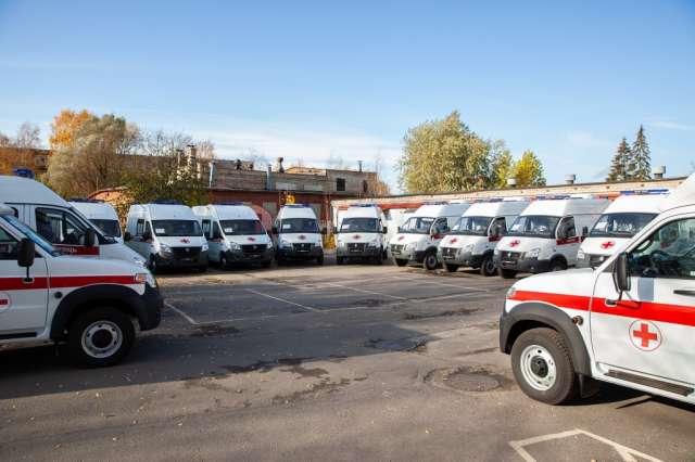 Поступление в регион ещё 17 автомобилей скорой помощи закроет потребность в обновлении автопарка на 2021 год.