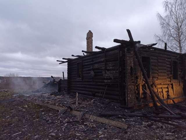 Пожар был ликвидирован в 23.52