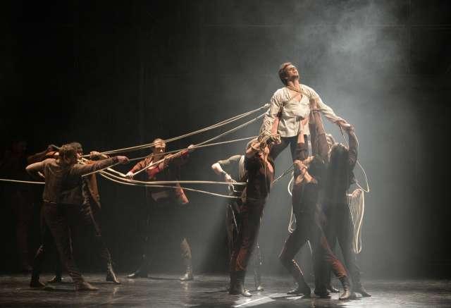 Академический театр балет Бориса Эйфмана впервые выступит в Великом Новгороде