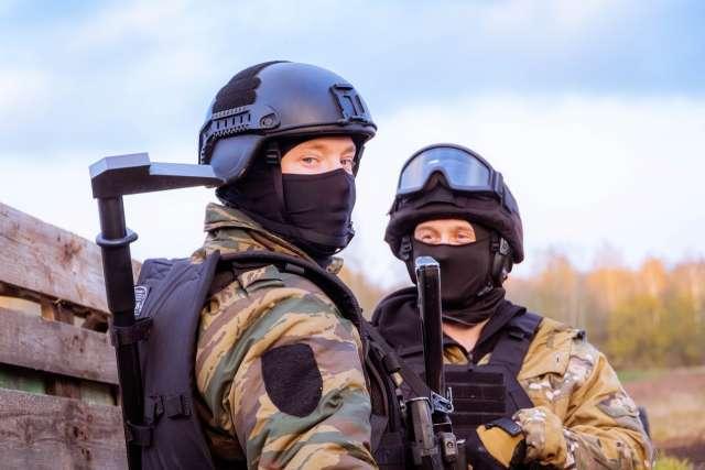 По итогу тактико-специальных занятий поставленные задачи были выполнены в полном объеме