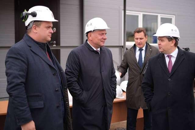 Юрий Борисов порекомендовал представителям госкорпораций на Новгородчине участвовать в развитии радиоэлектронной промышленности