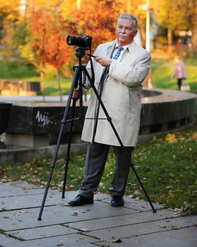 В новгородском Центре современного искусства откроется фотовыставка депутата Анатолия Федотова