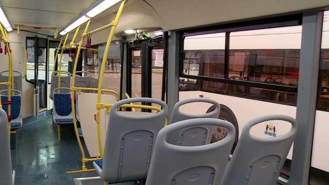 Новые автобусы обеспечат транспортную доступность жителям строящихся микрорайонов Великого Новгорода